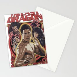 Last dragon Stationery Cards