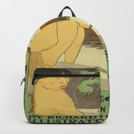 Vintage poster - Three Gringos Backpack