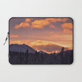 Flat Top Sunrise Laptop Sleeve