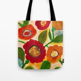 park flower3 Tote Bag