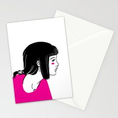Girl 1 Stationery Cards