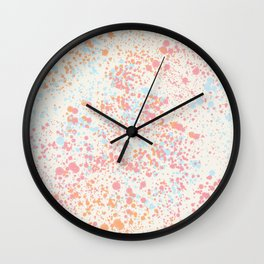 Pop Wall Clock