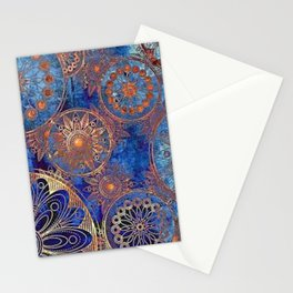 A lot of Mandala Stationery Cards