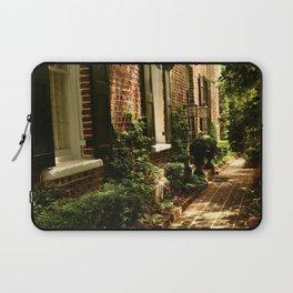 Beautiful Charleston Alley Laptop Sleeve