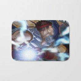 Ryu Vs Sagat Bath Mat