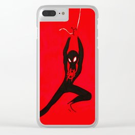What's Up Danger Clear iPhone Case