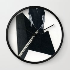 this modern world Wall Clock