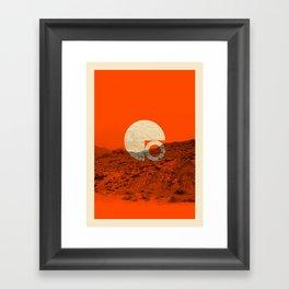 Symbol of Chaos Framed Art Print