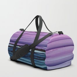 Dreamscape pink abstract wall art Duffle Bag