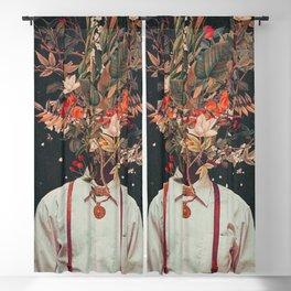 Foliage Blackout Curtain