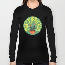 Pretty Prickly Long Sleeve T-shirt