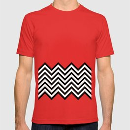 Black Lodge Dreams (Twin Peaks) T-shirt