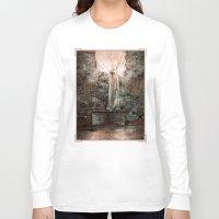 bible verses Long Sleeve T-shirts featuring The Dying Verses 3 by Helheimen Design