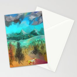 Have you lost your Horse? Stationery Cards