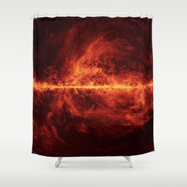 Milky Way 2 Shower Curtain