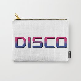 Disco Bi Carry-All Pouch