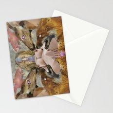 Animal magic Stationery Cards