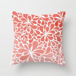 Simple Paisley Throw Pillow