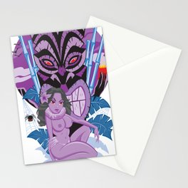 Wahine Hell Stationery Cards