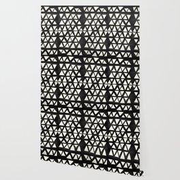 Tribal Geometric Wallpaper