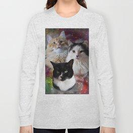Space Fluffs Long Sleeve T-shirt