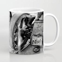 Novo Antique Gas Engine Coffee Mug