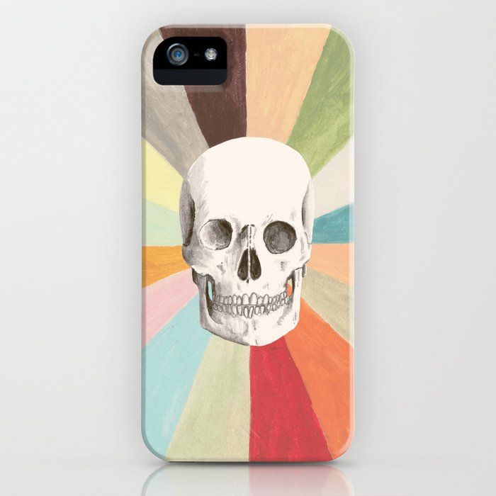 Skull is Cool iPhone Case