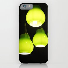 Green Lamps iPhone 6s Slim Case