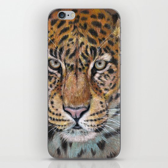 Panthera CC2012-01 iPhone & iPod Skin