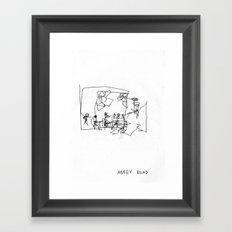 Abbey Road (?) Framed Art Print