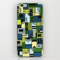 Saturdaze iPhone & iPod Skin