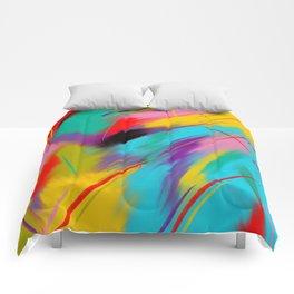 Folie cosmique Comforters