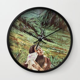 Dreamers Wall Clock