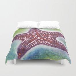 Sea Star Duvet Cover