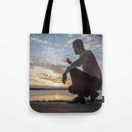 Sea Salutations Tote Bag
