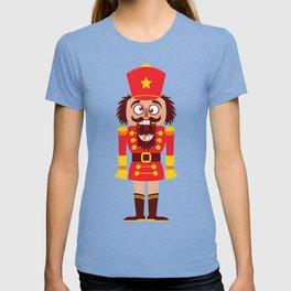 A Christmas nutcracker breaks its teeth and goes nuts T-shirt