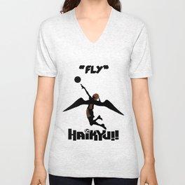 Karasuno Fly Unisex V-Neck