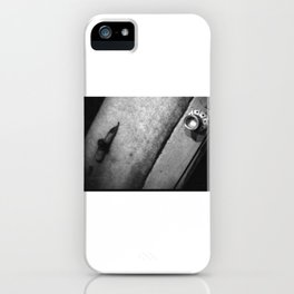 old just warms my old heart iPhone Case