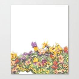 Omega Gardens Canvas Print
