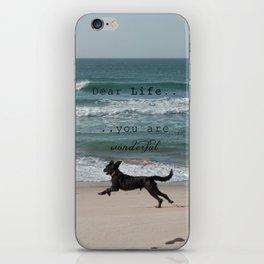 Dear Life... iPhone Skin