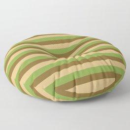 Nature Lines Floor Pillow