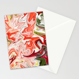 Smashing Strawberries Stationery Cards