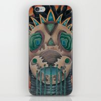 architect iPhone & iPod Skins featuring The Architect by Joel Perez