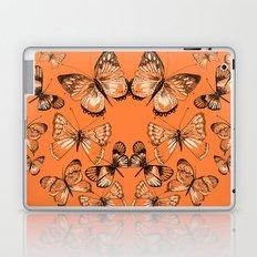Coral butterflies Laptop & iPad Skin