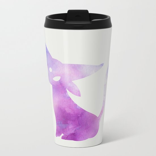 Espeon Metal Travel Mug
