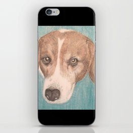 Beagle iPhone Skin