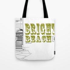 Brighton Beach Elevated Station Tote Bag