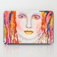 splatter iPad Cases featuring Splatter by Funkygirl4ever95