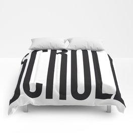 SCROLL Comforters