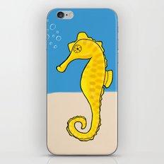 Seahorse iPhone & iPod Skin